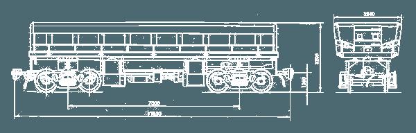 Думпкар 31-945